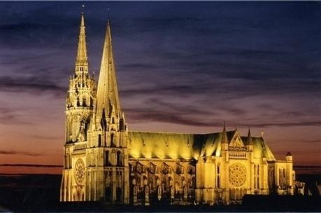 Patrimoine. Notre-Dame de Chartres | Mon Chartres | Scoop.it