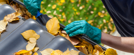 The Pre-April Showers Home Fix Checklist - DickiesStore.co.uk | Architecture - Construction | Scoop.it