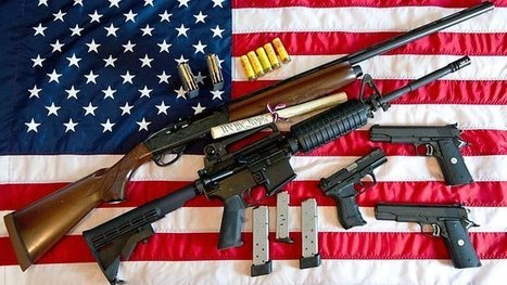 US Senate rejects expanded background checks on gun buyers | Government and law current events 3c | Scoop.it