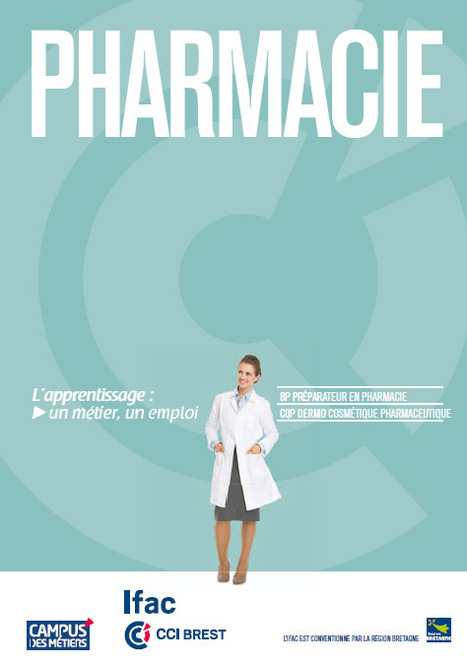 Formation pharmacie - IFAC Finistère | Formations Brest Finistère | Scoop.it