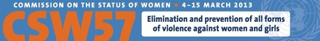 Comisión del Estatus de la Mujer ¡Participa! | Genera Igualdad | Scoop.it