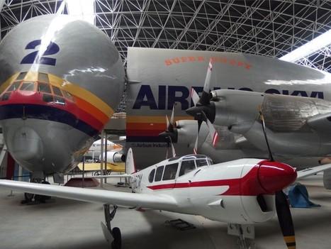 Aeroscopia à Toulouse-Blagnac - aeroVFR | A300-600ST, outil économique essentiel dans  le développement mondial d'Airbus | Scoop.it