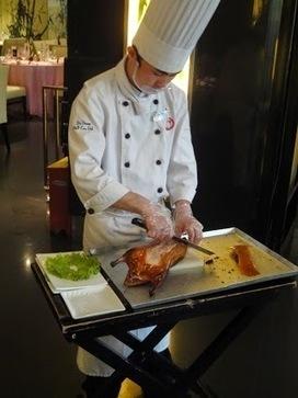Canard laqué symbolise à lui seul la richesse des saveurs du nord de la Chine | Chine-Passion | Scoop.it