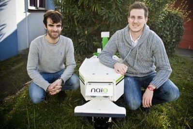 Naïo Technologies, l'expert toulousain des robots agricoles, lève des fonds | Toulouse networks | Scoop.it