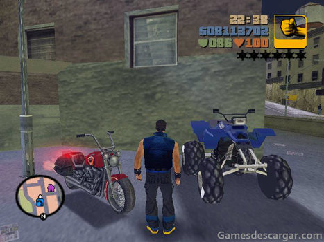 Gta 3 PC Free Game Download   Games Descargar   Scoop.it