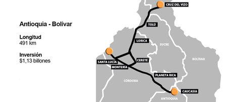 Conpes aprueba la sexta APP de Iniciativa Privada, Autopista Antioquia – Bolívar | Infraestructura Sostenible | Scoop.it
