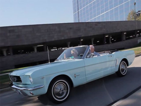 First Ever Ford Mustang Sold Is Still On The Road Today | My Dream Garage | Scoop.it