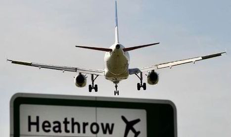 The astonishing facts, stats and trivia behind London Heathrow airport - Express.co.uk   Heathrow   Scoop.it