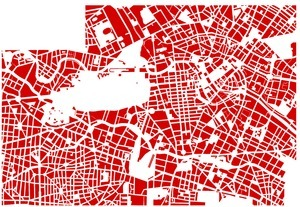 Odd Things Happen When You Chop Up Cities And Stack Them Sideways  : NPR   urban designs   Scoop.it