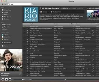 Spotify Windows 0.9.7.16 escucha tu musica favorita   En el Dédalo   Scoop.it