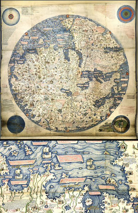Magnificent Maps: Cartography as Power, Propaganda, and Art   D_sign   Scoop.it