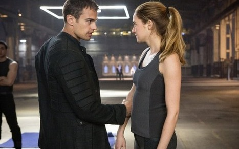 Why 'Divergent' Is Winning the Battle to Be the Next Big YA Franchise - The Atlantic Wire | YAFic | Scoop.it