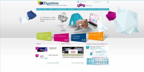 Expertime, partenaire de votre performance digitale | Recrutement | Scoop.it