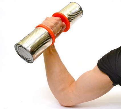 Tin can Dumbbell (3D printed), by Samuel Bernier Project RE_ | BITdisseny | Scoop.it