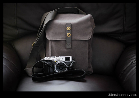 Rob The Street Photographer's Bag | Fuji X-E1 and X100(S) | Scoop.it
