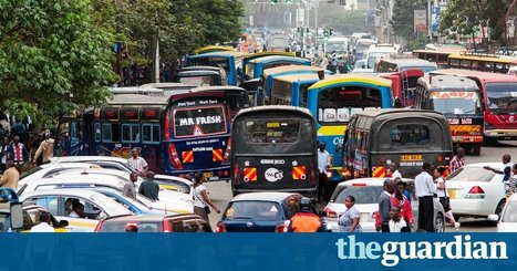 'There is no escape': Nairobi's air pollution sparks Africa health warning | IB GEOGRAPHY URBAN ENVIRONMENTS LANCASTER | Scoop.it