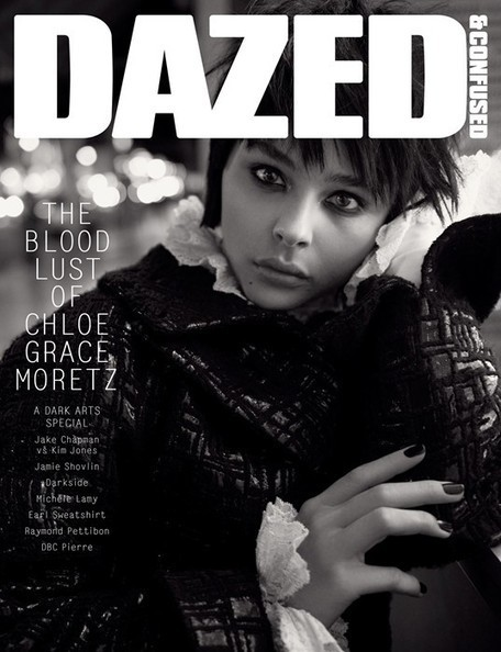 Chloe Grace Moretz by Glen Luchford for Dazed & Confused November 2013 | The Fashionography | Fashion | Scoop.it