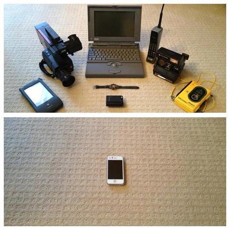 L'evolució de la tecnologia: Pàgines web al mòbil!! - 2crea2 | educació i tecnologia | Scoop.it