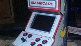Tiny Arcade Machine Holds Raspberry Pi - EE Times | Arduino, Netduino, Rasperry Pi! | Scoop.it