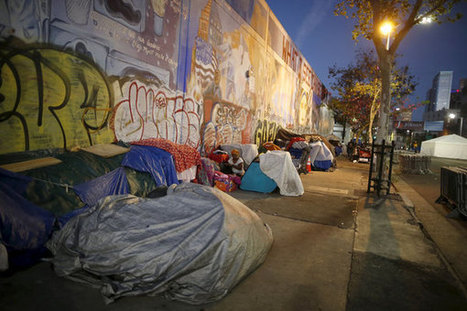 Los Angeles' homeless can now sleep in cars, but will that help? (+video) | AUSTERITY & OPPRESSION SUPPORTERS  VS THE PROGRESSION Of The REST OF US | Scoop.it