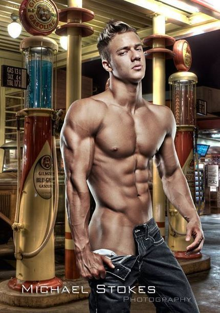ATTILA TOTH - BY MICHAEL STOKES PHOTOGRAPHY | FlexingLads | Scoop.it