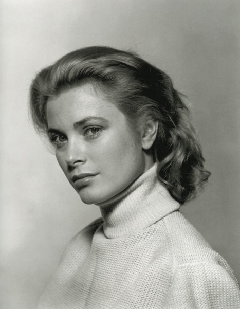 Grace Kelly photographedby Philippe Halsman,... | Some of My favourite websites | Scoop.it