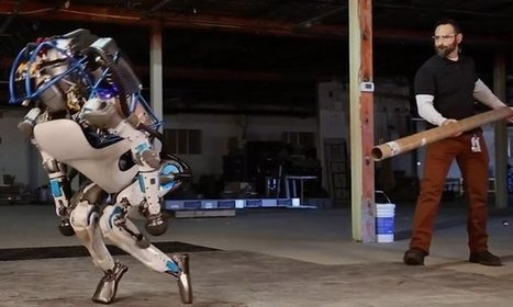 How real is that Atlas robot video? | The Robot Times | Scoop.it