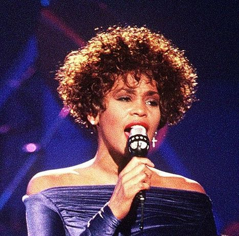 August Birthdays: Whitney Houston | Topical English Activities | Scoop.it