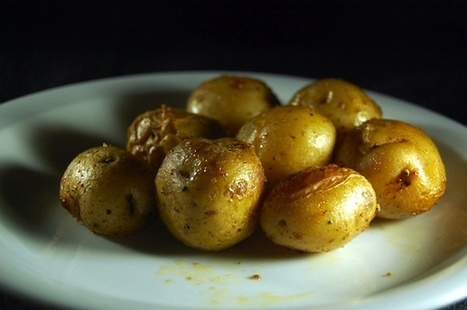 How to grow Grow 100 pounds of potatoes in 4 steps | Unusual Ideas | Scoop.it