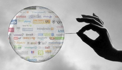 Are We in a Social Media Bubble? | Social Media Marketing & Comunication | Scoop.it