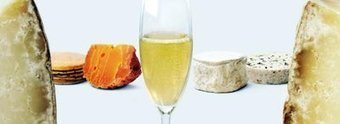 Fromage-champagne, un bel accord | The Voice of Cheese | Scoop.it
