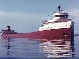 Edmund Fitzgerald 40th Anniversary of Sinking on Lake Superior | All about water, the oceans, environmental issues | Scoop.it