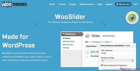 Woothemes Plugins WooSlider v2.0 | Download Free Full Scripts | 1 | Scoop.it