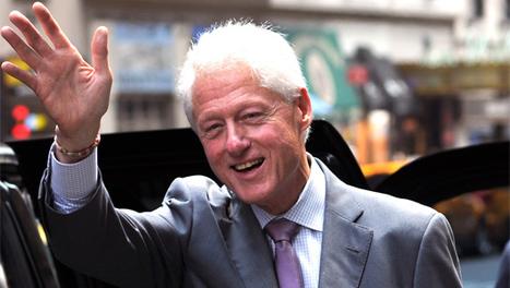 Bill Clinton embraces Buddhist meditation | Humanist Business | Scoop.it
