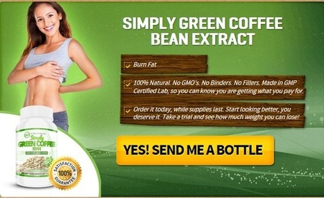 Interested in Simply Green Coffee Bean? – Don't Buy Must Read This First!!! | weightlosemixsites | Scoop.it