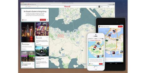 Pinterest fa il suo ingresso nel mondo Travel con i Place Pins | Communication & Social Media Marketing | Scoop.it