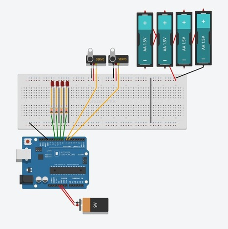 How to build an Arduino powered smart model house | Physical Computing | Scoop.it