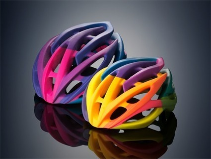 3D Printing Goes Multi-Color, Multi-Material | Additive Manufactoring | Scoop.it