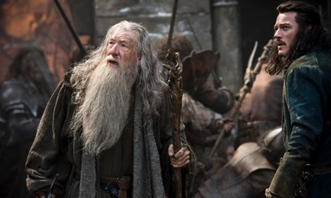 Tolkien's myths are a political fantasy | Litteris | Scoop.it