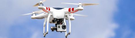 Drones Are Becoming the Oil Industry's Guardian Angels | Conformable Contacts | Scoop.it