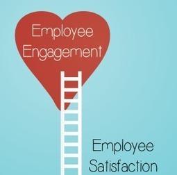 Employee Engagement vs. Employee Satisfaction - ESP Ninja | Employee Engagement | Scoop.it