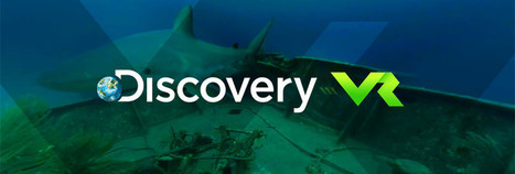 Discovery VR is Celebrating the Story that is Earth   STEM Connections   Scoop.it