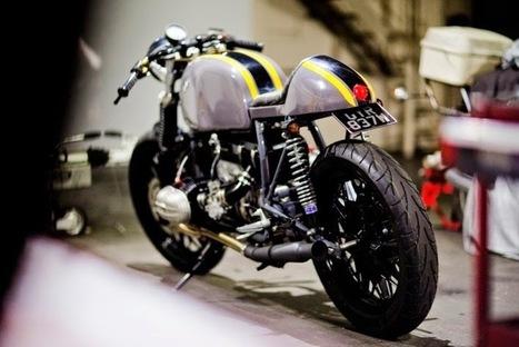 Vault BMW R100 Cafe Racer | Cafe Racer | Scoop.it