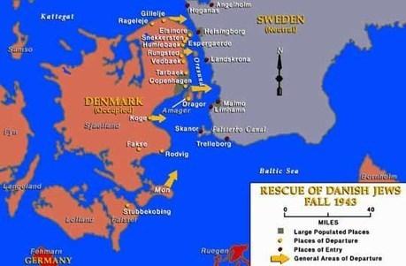 The Holocaust in Denmark | Community Village World History | Scoop.it