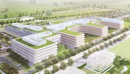 Clinique Courlancy, un chantier hors normes dans la région - L'Union | Actualité hospitalière | Scoop.it