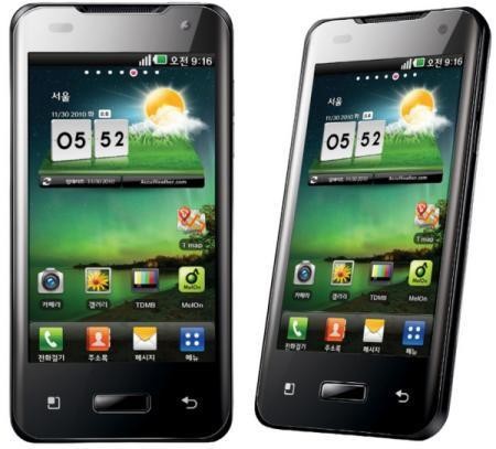 LG Optimus 2X – First Dual Core NVidia Tegra 2 Smartphone | Embedded