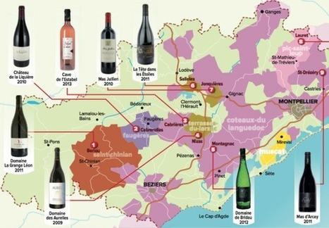 Estivales : dégustez l'Hérault en dix vins | La Gazette de Montpellier.fr | Route des vins | Scoop.it
