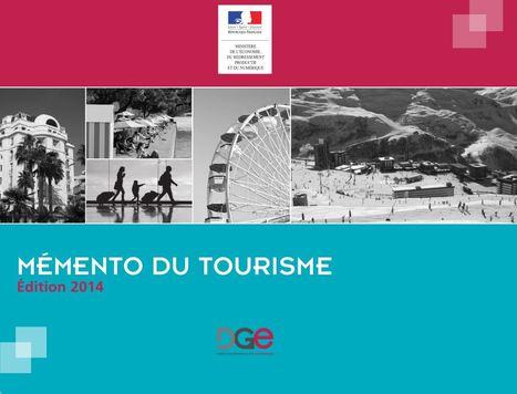 Mémento du tourisme - Edition 2014 | Direction Générale des Entreprises (DGE) | Portail Veille Economique Bretagne | Scoop.it