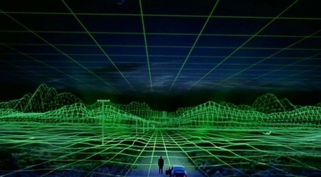Un film à redécouvrir: Passé virtuel | Passionné de jeux vidéo et de programmation | Virtuality | Scoop.it