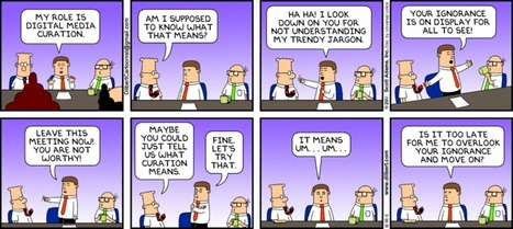Dilbert comic strip for 10/30/2011 from the official Dilbert comic strips archive. via Sara Bates | Innovations in e-Learning | Scoop.it